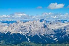 Dolomite Alps stock photo