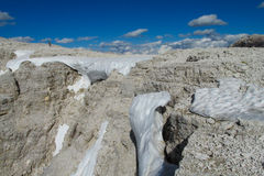 Dolomite Alps royalty free stock images