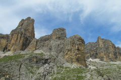 Dolomite Alps Royalty Free Stock Photos