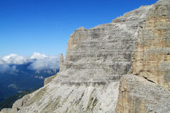 Dolomite Alps Royalty Free Stock Photography