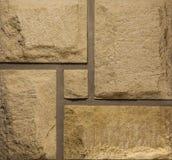 Dolomite, fond naturel de mur en pierre Photographie stock
