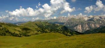 Dolomite: Herança do UNESCO Imagem de Stock Royalty Free