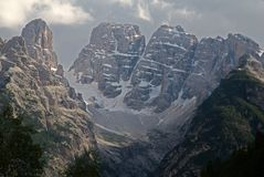 Dolomite, Italy Royalty Free Stock Images