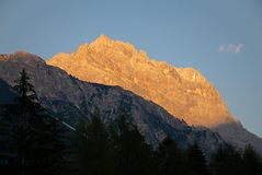 Dolomite, Italy Stock Photography