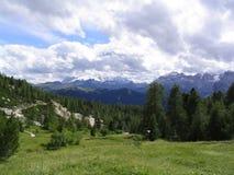 Dolomite landscape Royalty Free Stock Photography