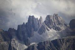 Dolomite mountain royalty free stock photography
