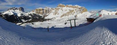 Dolomite mountain Stock Photo