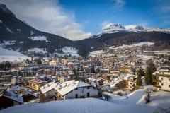 Dolomite mountain Royalty Free Stock Photo