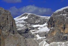 Dolomite Mountains Royalty Free Stock Photo