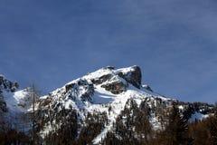 Dolomite peak Royalty Free Stock Photo