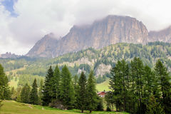 Dolomite`s landscape Royalty Free Stock Images