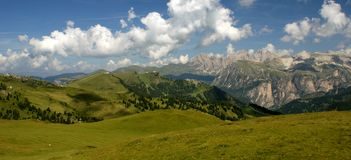 Dolomite: UNESCO Heritage Royalty Free Stock Image