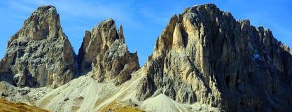 Dolomiten Panorama Royalty Free Stock Photography