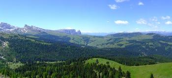 Dolomites Imagem de Stock