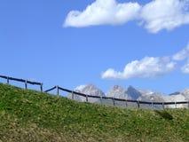 Dolomites Photos libres de droits