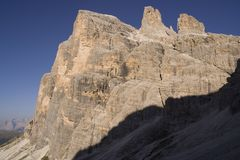 The Dolomites Royalty Free Stock Photography