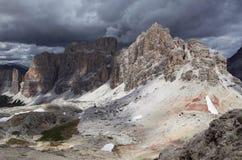 Dolomites Image libre de droits