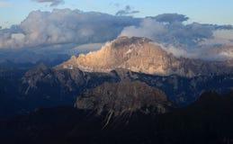 Dolomites Photographie stock