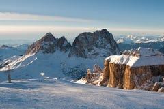 Dolomites Fotografia de Stock Royalty Free