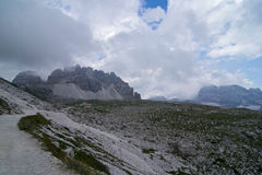 Dolomites Royalty Free Stock Image