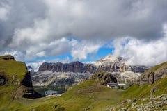 Dolomites 83 Royaltyfria Foton