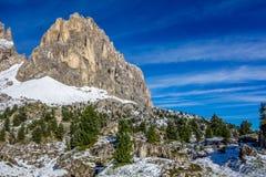 Dolomites 88 Photos libres de droits