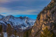 Dolomites Photographie stock libre de droits