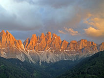 Dolomites Photo stock