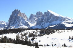 Dolomites Alps Stock Photos