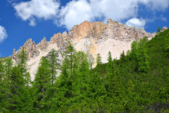Dolomites Alps - Italy Royalty Free Stock Image