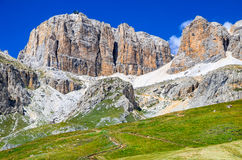 Dolomites Alps, Italy Stock Photo