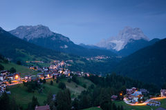 Dolomites of Belluno, Italy. Stock Photos