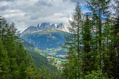 Dolomites 51 Stock Photo