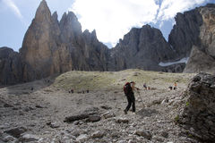 Dolomites Stock Photography