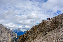 Dolomites 25 Stock Photo