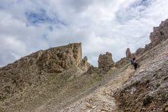 Dolomites 59 Stock Image