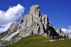 Dolomites da paisagem Imagem de Stock