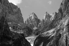 Dolomites de Brenta Image libre de droits