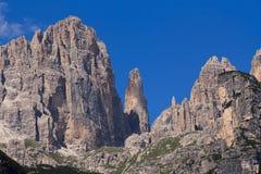 Dolomites de Brenta Photographie stock libre de droits