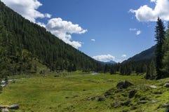 Dolomites de Lienz - Áustria Imagens de Stock Royalty Free