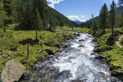 Dolomites de Lienz - Áustria foto de stock
