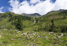Dolomites de Lienz - Áustria imagem de stock royalty free