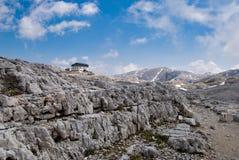 Dolomites de Pale di San Martino Images libres de droits