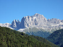 Dolomites detail Royalty Free Stock Images
