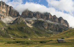Dolomites. Dolomite in the Alps ,summer 2015, by Artist Christian Brogi Stock Photos