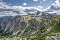 The Dolomites Royalty Free Stock Photo