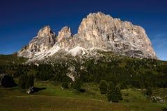 Dolomites i sommar Royaltyfri Foto