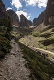 Dolomites i sommar Royaltyfri Fotografi