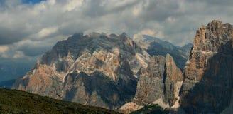 Dolomites, Italie Image libre de droits