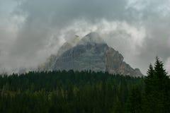 Dolomites, Italie Image stock